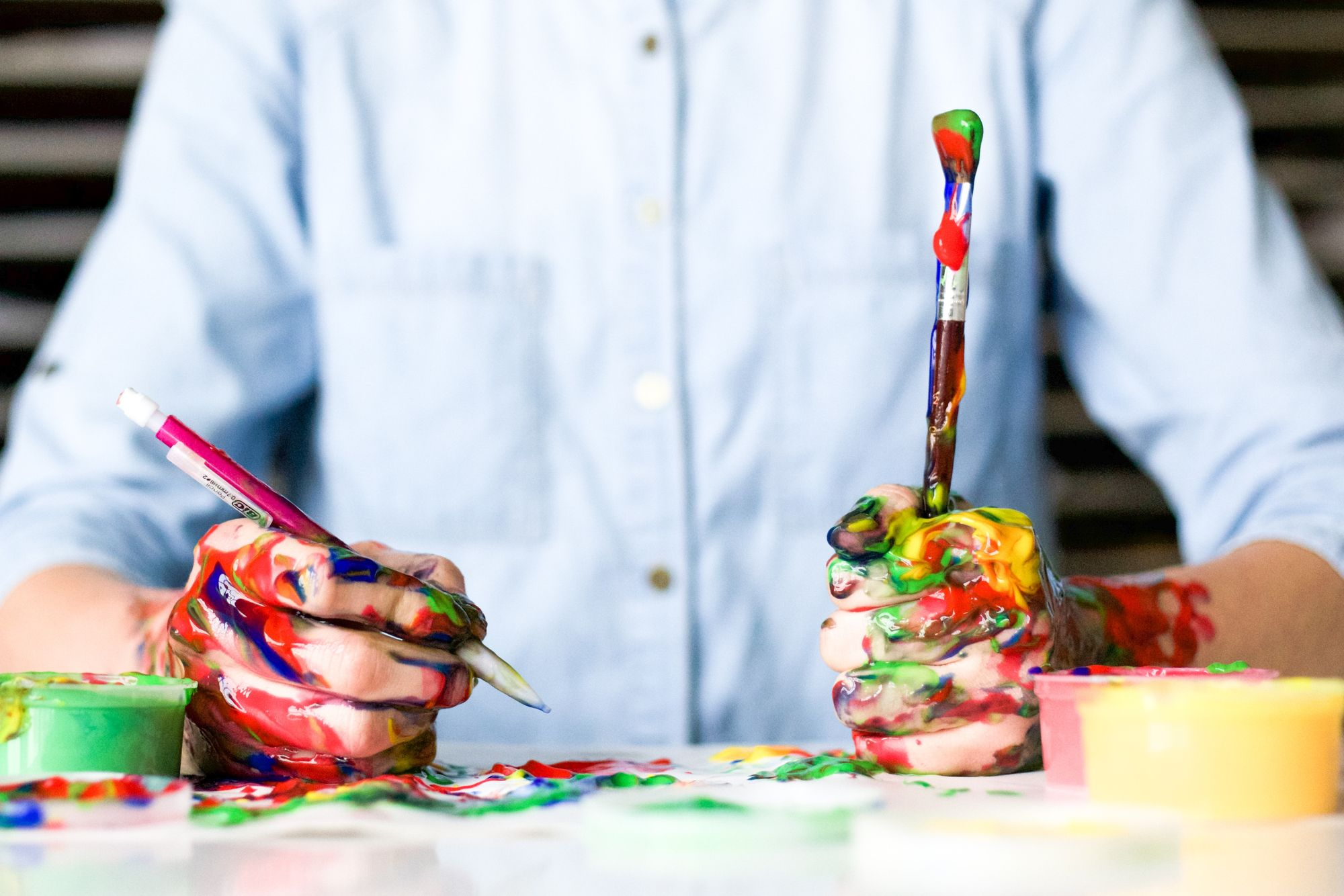 The Benefits of Creative Expression