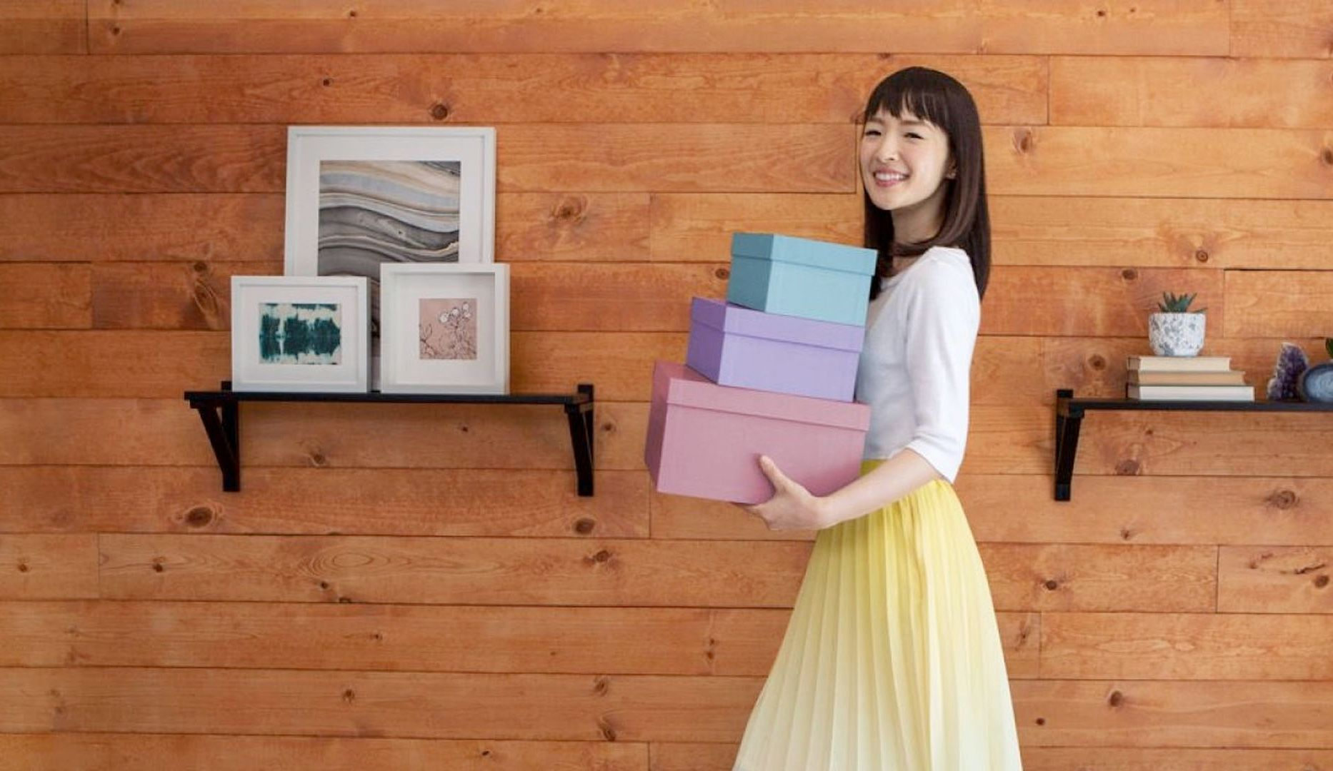 The Life-Changing Magic of Tidying Up: Lessons From Marie Kondo