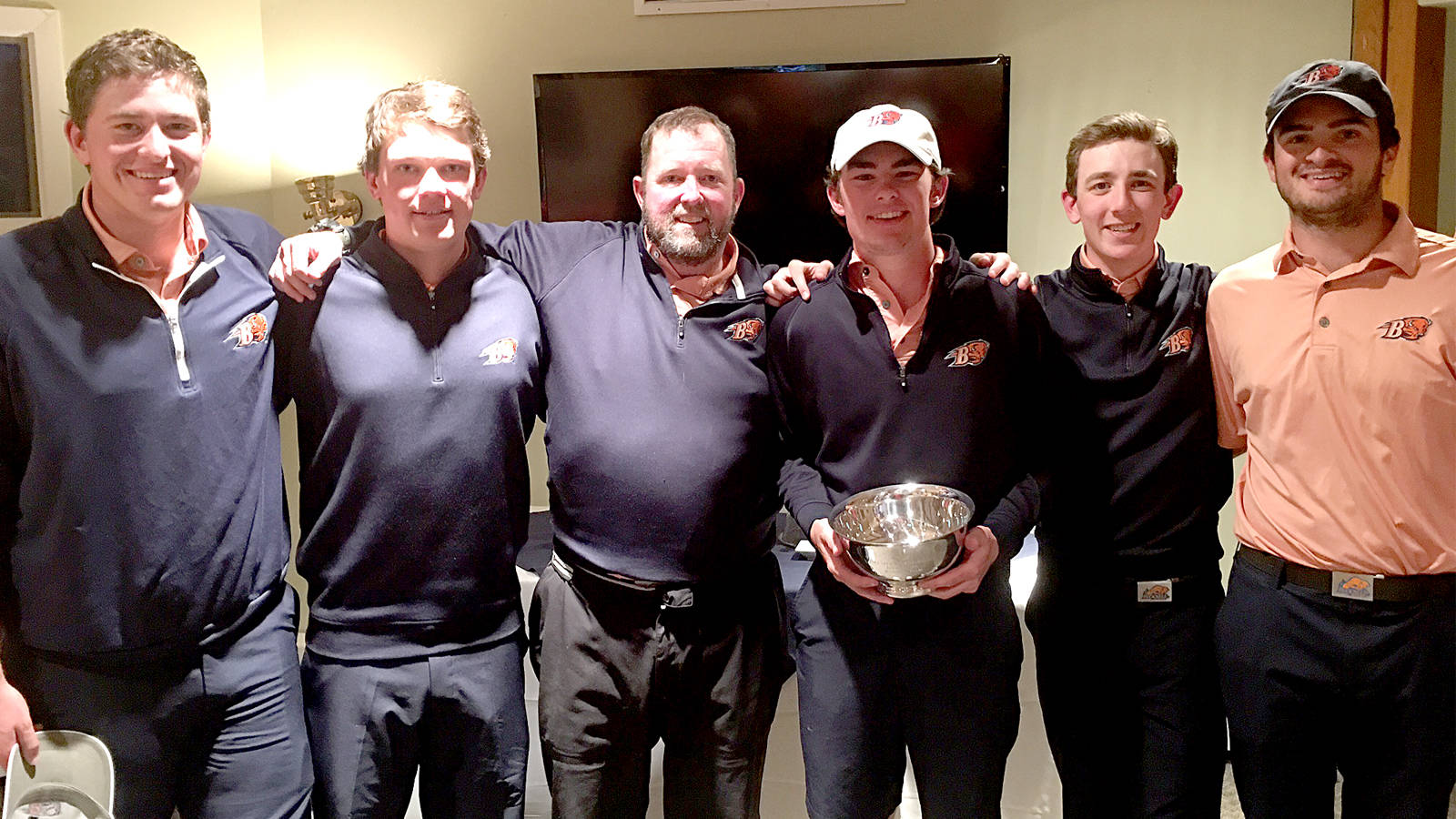Men S Golf Takes Team Title At Yale Invitational Updated