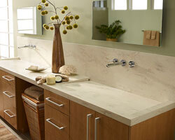 Dupont Corian - Clam Shell