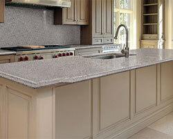 LG HI-MACS - Gray Granite