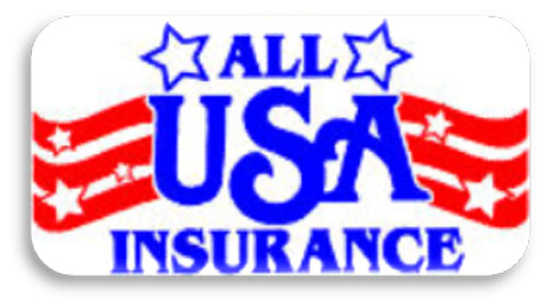 All USA Insurance Logo