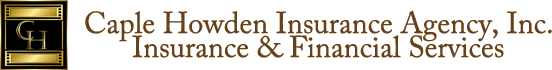 Caple Howden Insurance Agency Logo