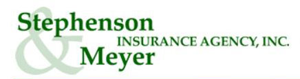 Stephenson & Meyer Insurance Agency Logo