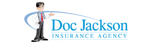 Doc Jackson Auto Insurance Logo
