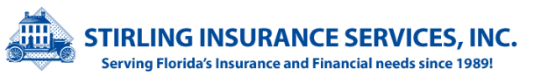 Stirling Insurance Services Logo