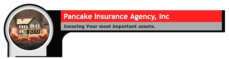 Pancake Insurance Agency Logo