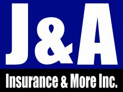 J&A Insurance Logo