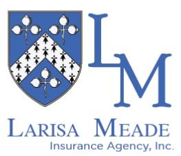 Larisa Meade Insurance Agency Logo