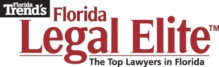 The Attorneys of AriasBosinger Voted by Their Peers as Florida Legal Elite