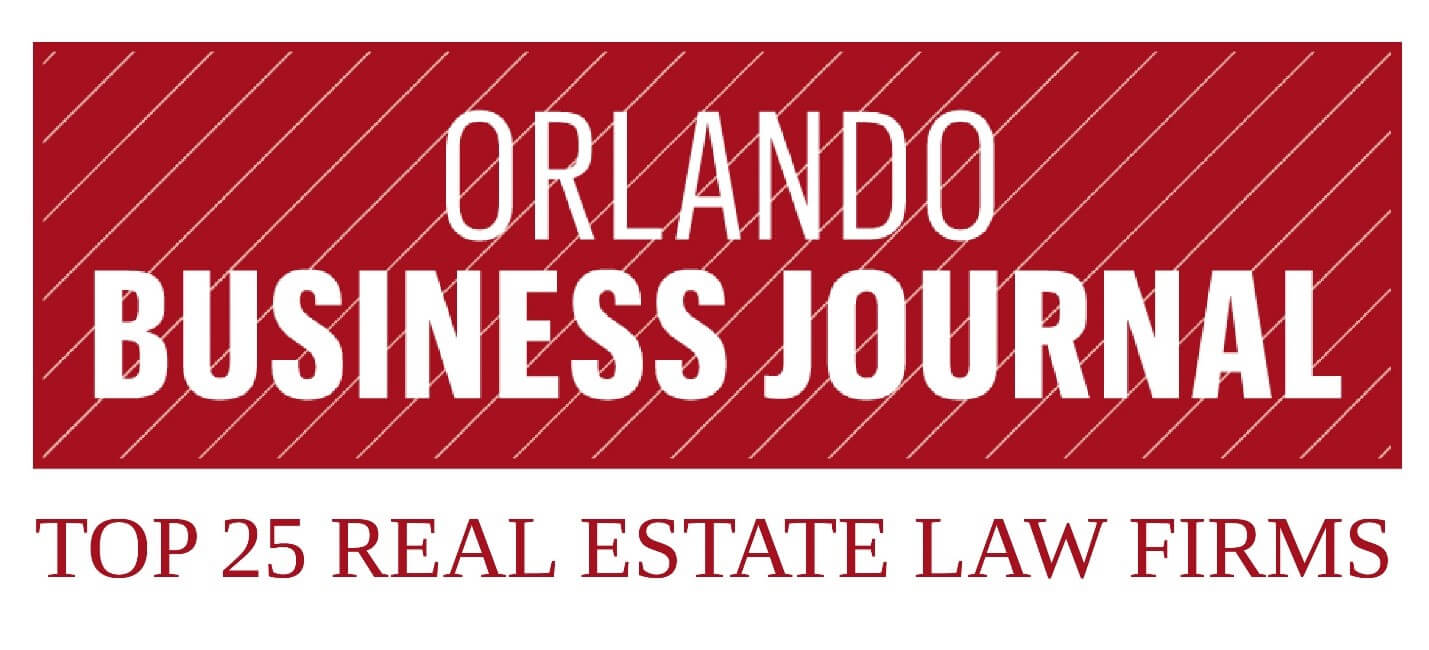 Arias Bosinger, PLLC Named a Top 25 Real Estate Law Firm in Central Florida