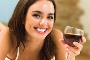 Wine May Be The Worst Liquid To Drink After Teeth Whitening
