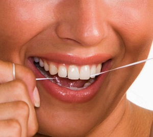 Flossing Once A Day Can Keep The Doctors Away