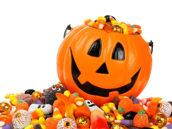 Trick-or-Treat? Avoid Starchy, Sugary Snacks!