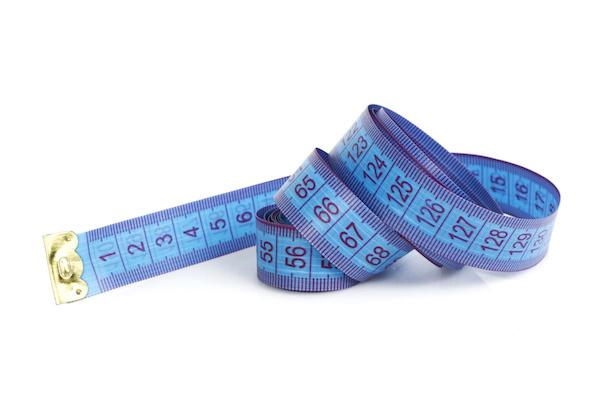 Gum health is measured in millimeters!