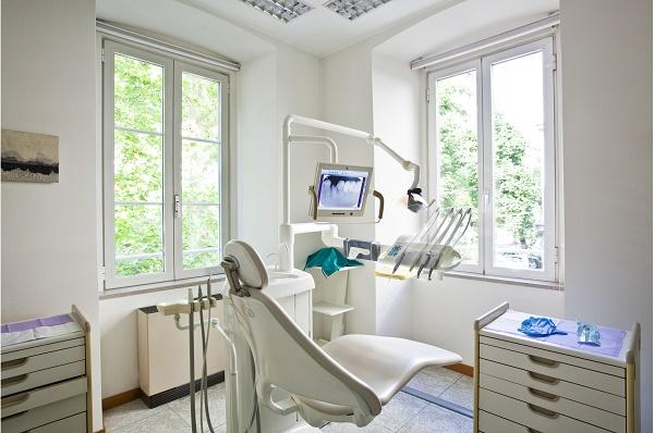 Dental health care clinic.