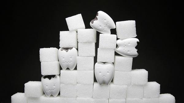 Cut Sugar and Curb Cavities