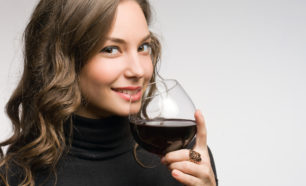 Wine Good for Your Teeth