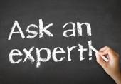 ask an expert chalkboard, cebatek