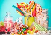 sweets, sugar