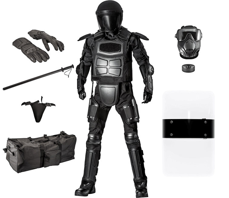 The Complete System for Riot Protection