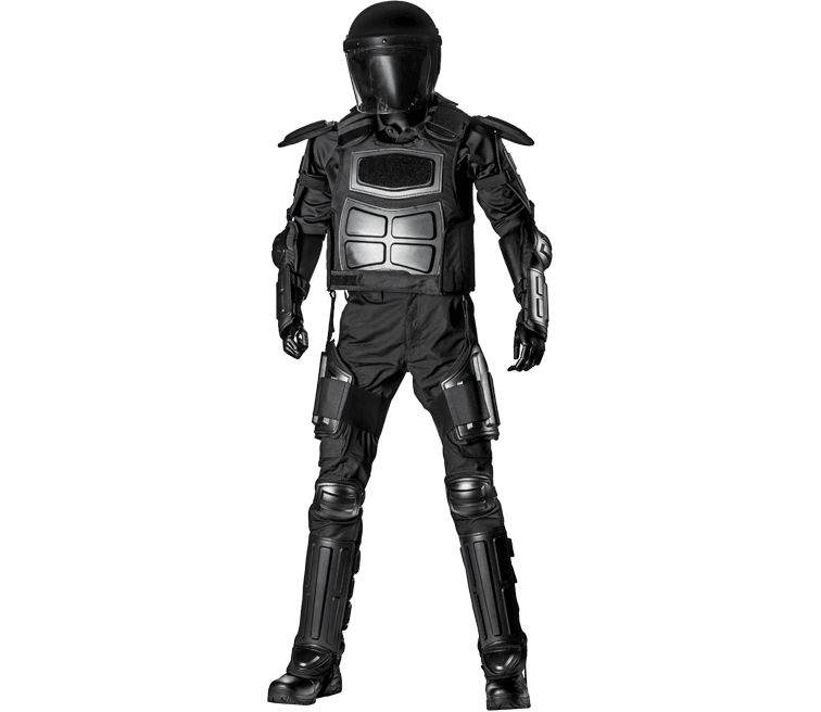 patrol anti riot suit