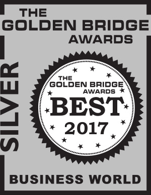 InAuth Honored as Silver Award Winner for Security Software Innovations in 9th Annual 2017 Golden Bridge Awards®