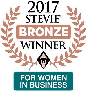 INAUTH PRESIDENT LISA STANTON WINS BRONZE STEVIE® AWARD IN 2017 STEVIE AWARDS FOR WOMEN IN BUSINESS