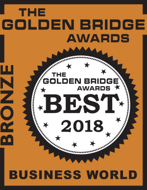 InAuth wins the Golden Bridge Award for the second consecutive year