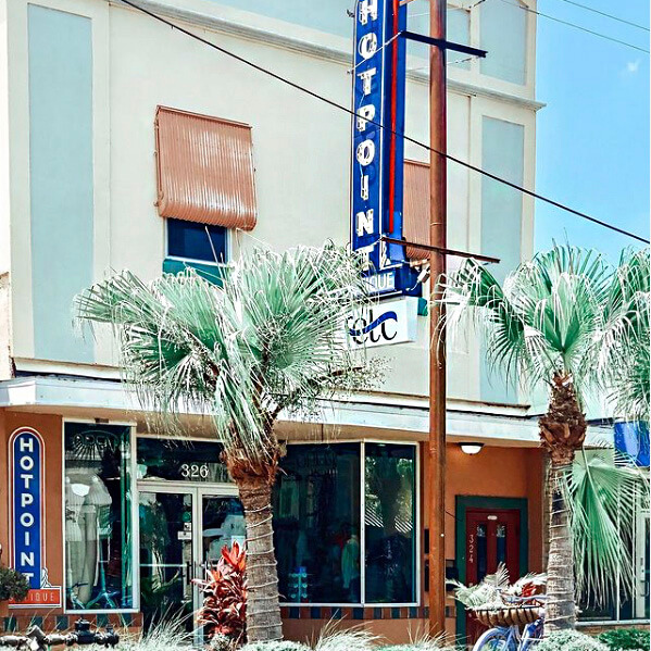 Historic Downtown Titusville; where history and the future collide