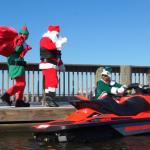 Video production for Sea-Doo's 'SantaDoo' video.
