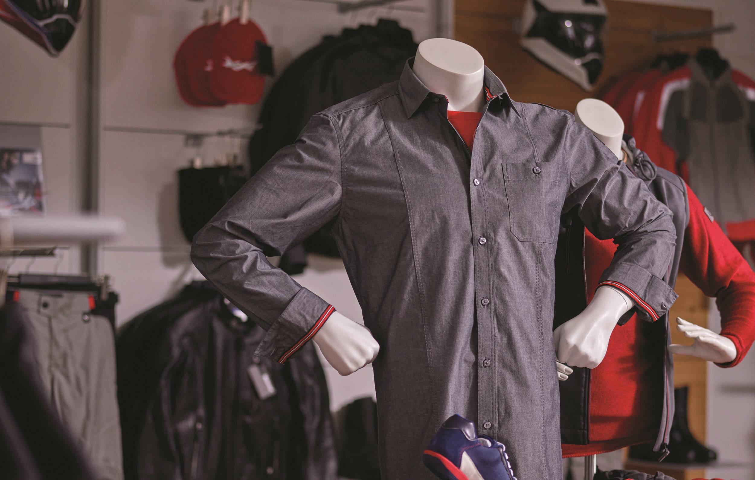 BMW Motorrad In-Store Design Guide & Visual Merchandising