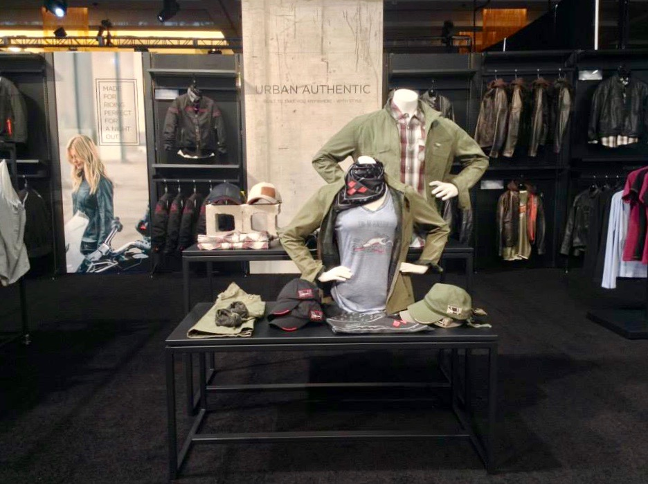 Visual Merchandising: Can-Am Spyder Trade Show
