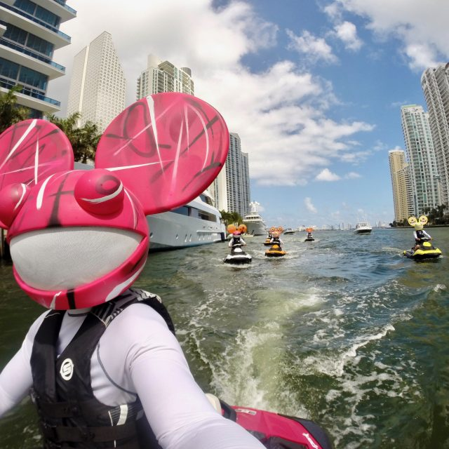 Branded Event Coverage: Sea-Doo Watercraft and Deadmou5