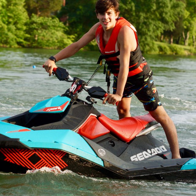 """Social Star and Social Video Campaign for Sea-Doo's """"One Fun Day"""""""
