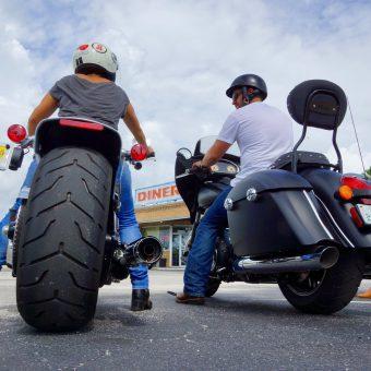 Arnott Adjustable Suspension Motorcycles Photo Shoot: Behind the Scenes