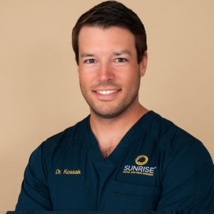 PAUL KOSSAK, DDS, MD