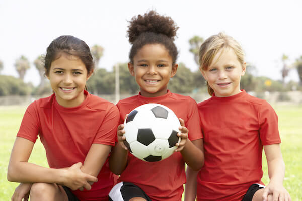 On Guard – Protect Your Child's Teeth During Athletics