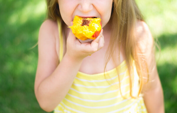 The Best Foods For Your Child's Teeth