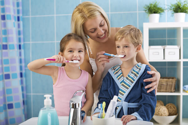 How To Make Sure Your Children are Brushing