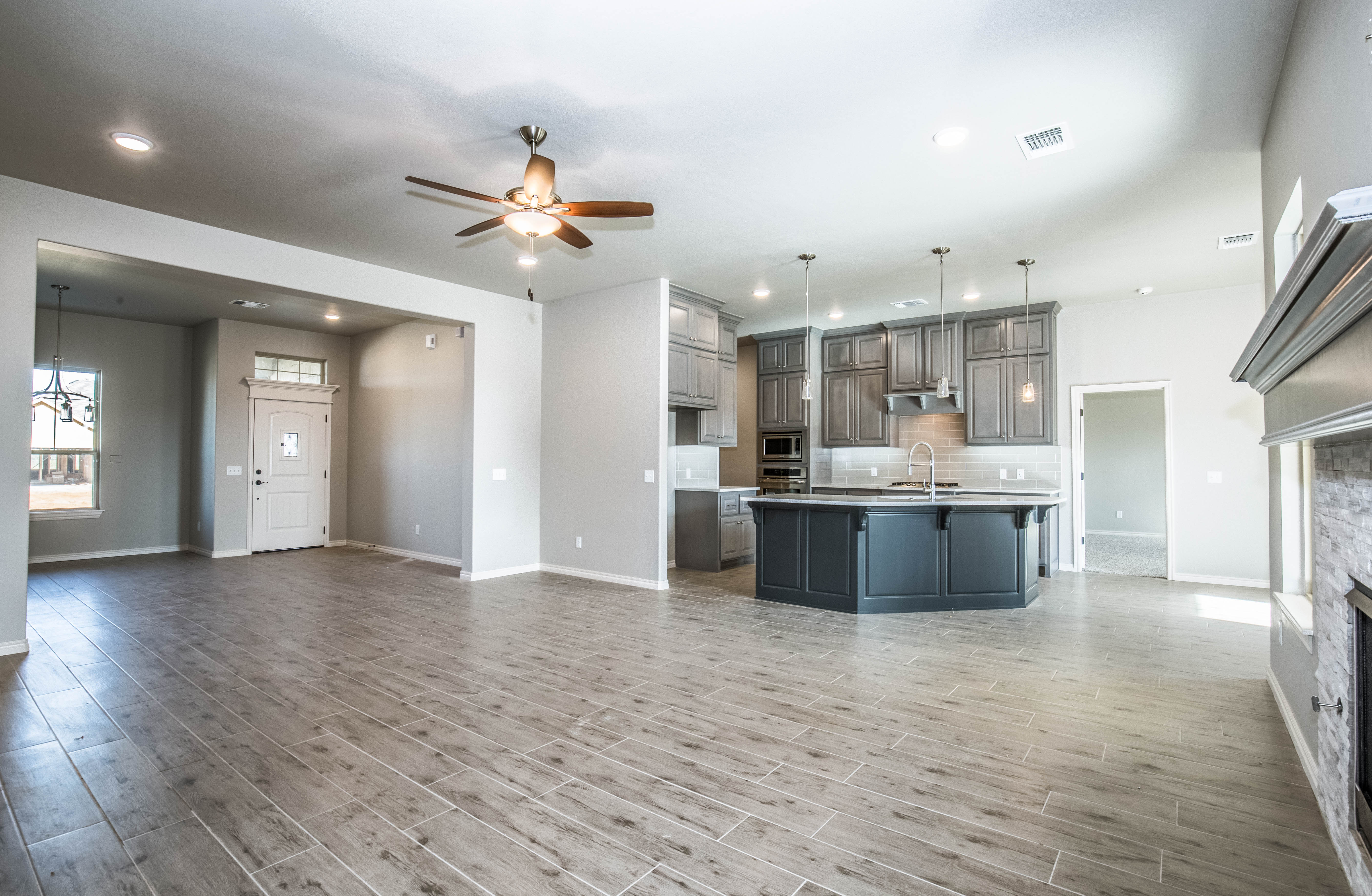 Look at these move-in ready new homes for sale in Yukon, OK ...