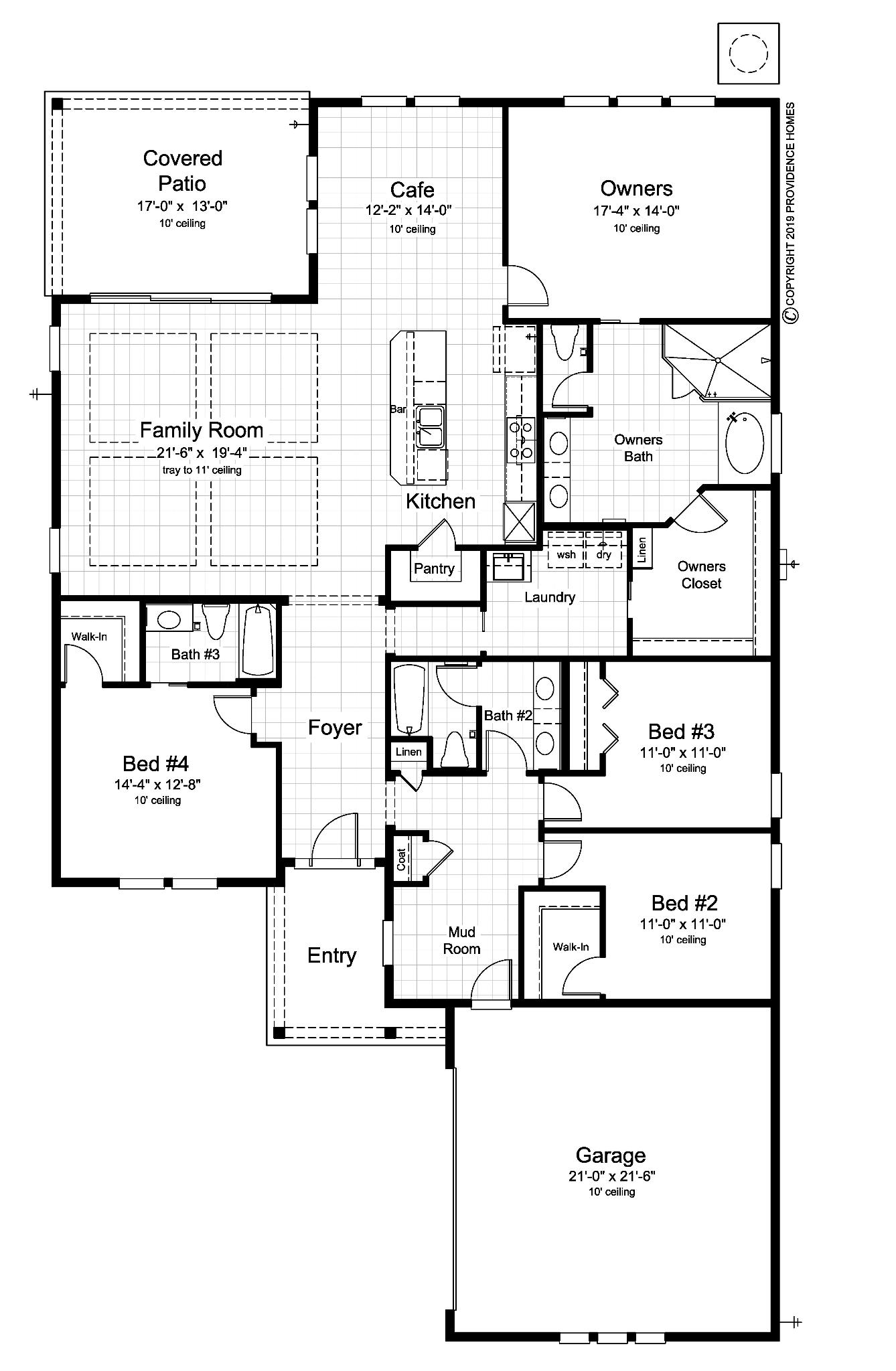 HE263 Floorplan
