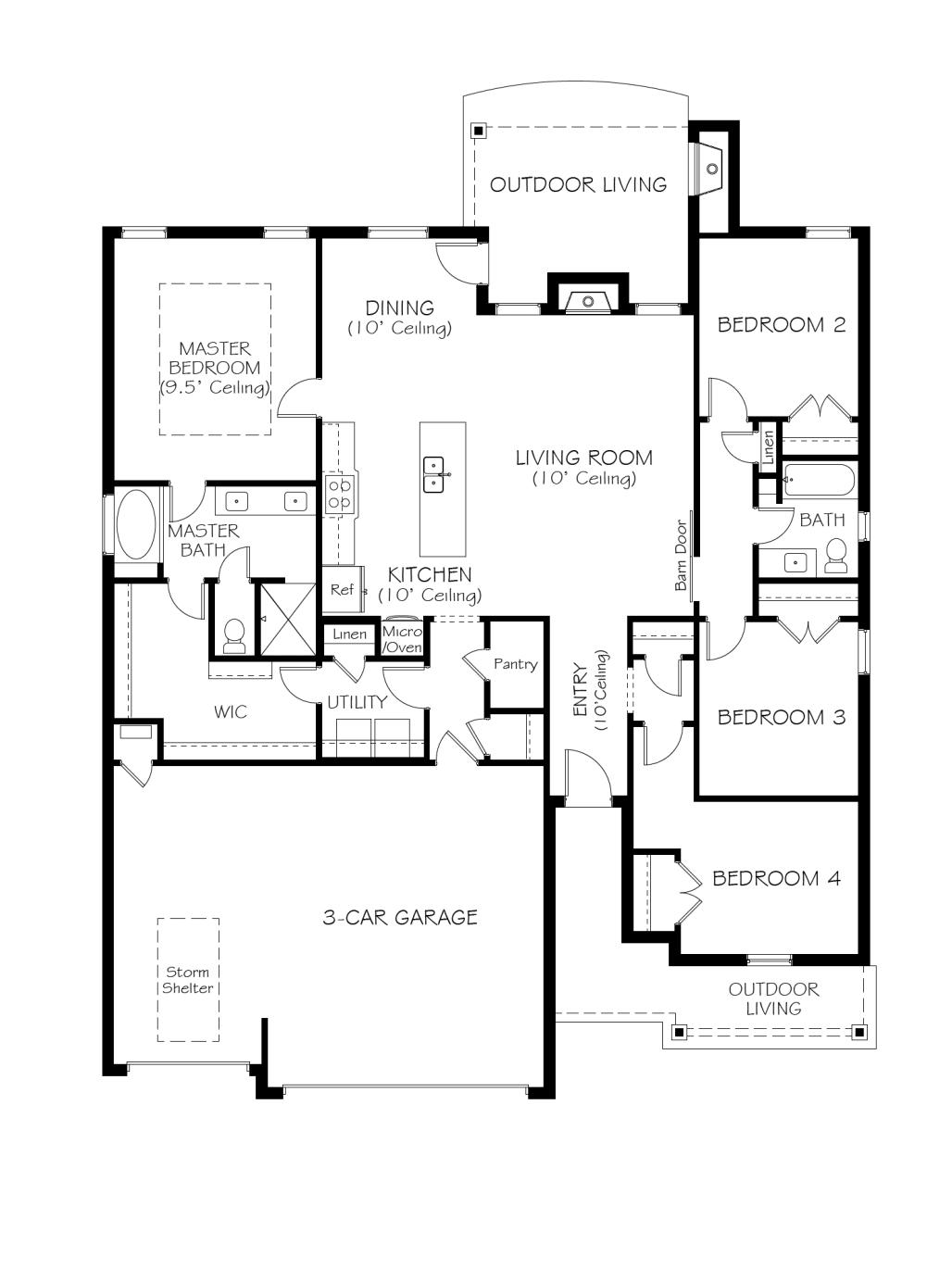 Floorplan Icon