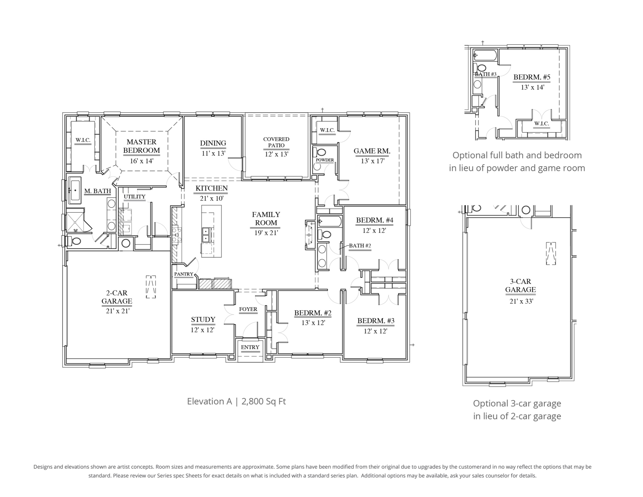 Camden Floor Plan In Dfw Our Country Homes