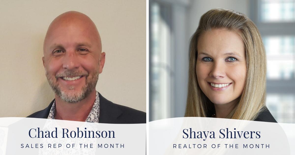 Chad Robinson & Shaya Shivers
