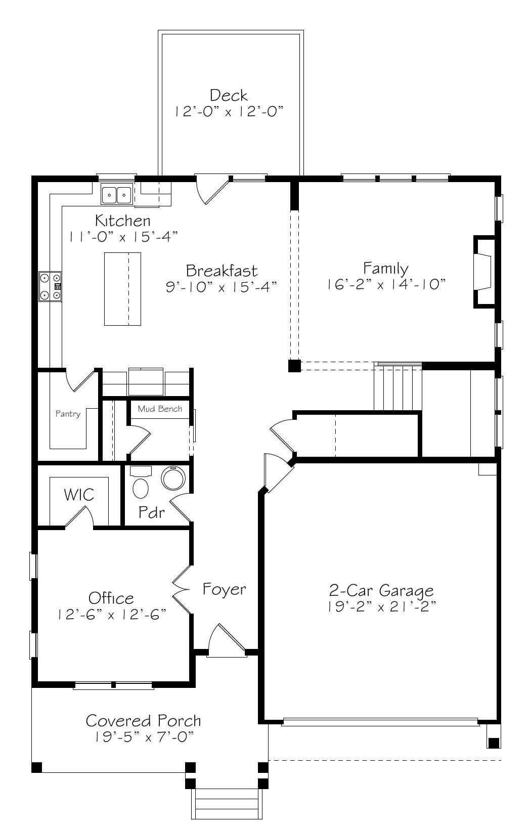 Comfort First Floor