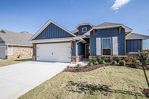 Home builders in Yukon OK Taber has several new home communities