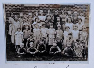 Class Photo from Lambert School circa 1932