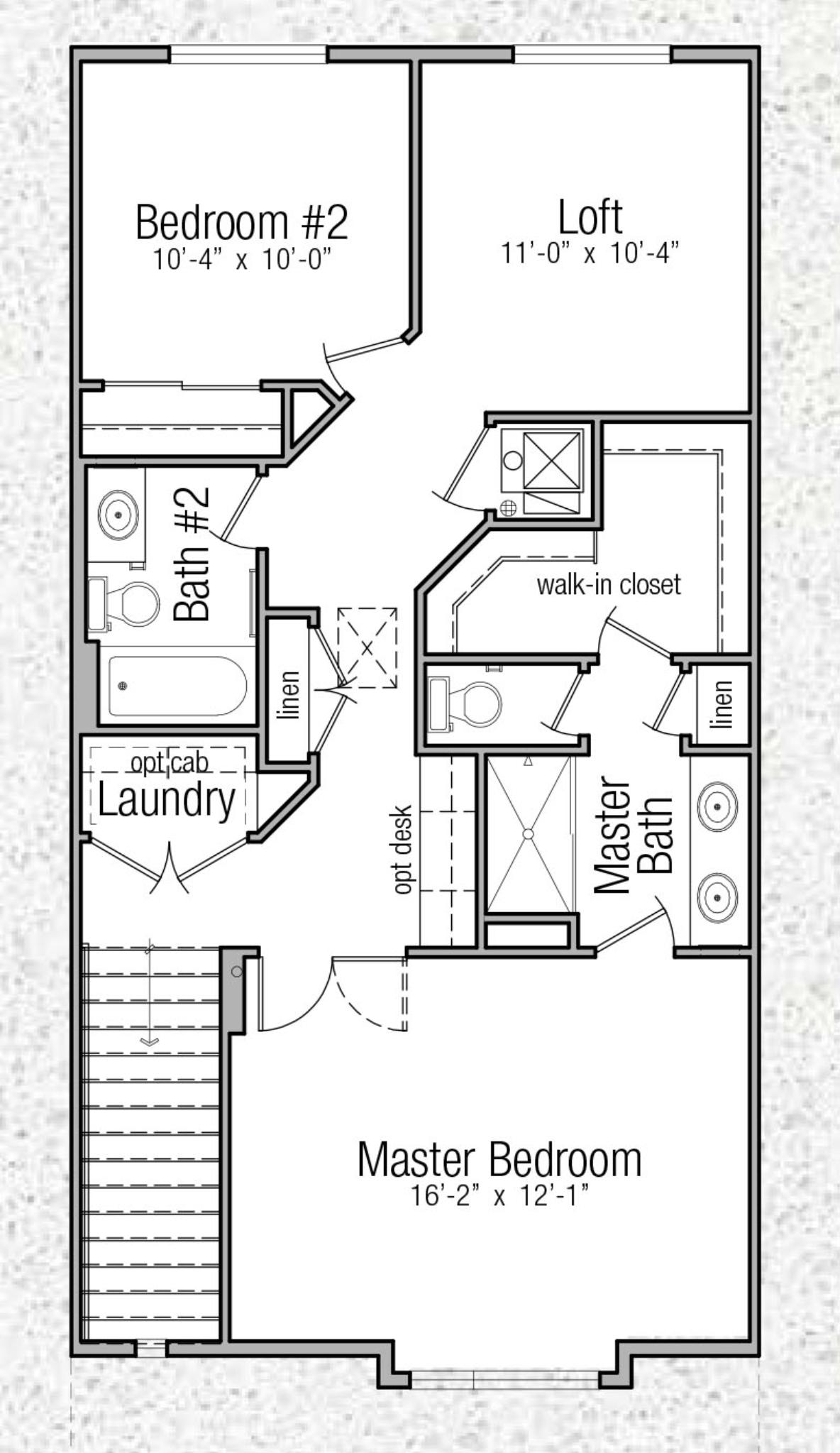 superior coventry federal plans #5: View the The Bristol II Floor Plan ...