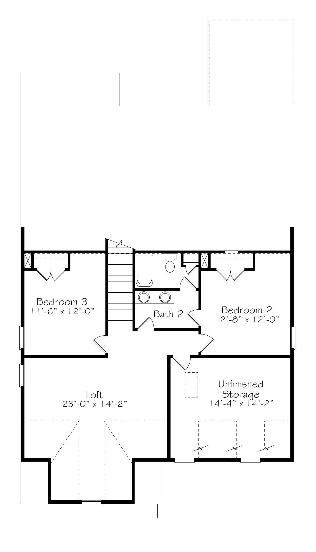 Beau WW2/HW2 Second Floor